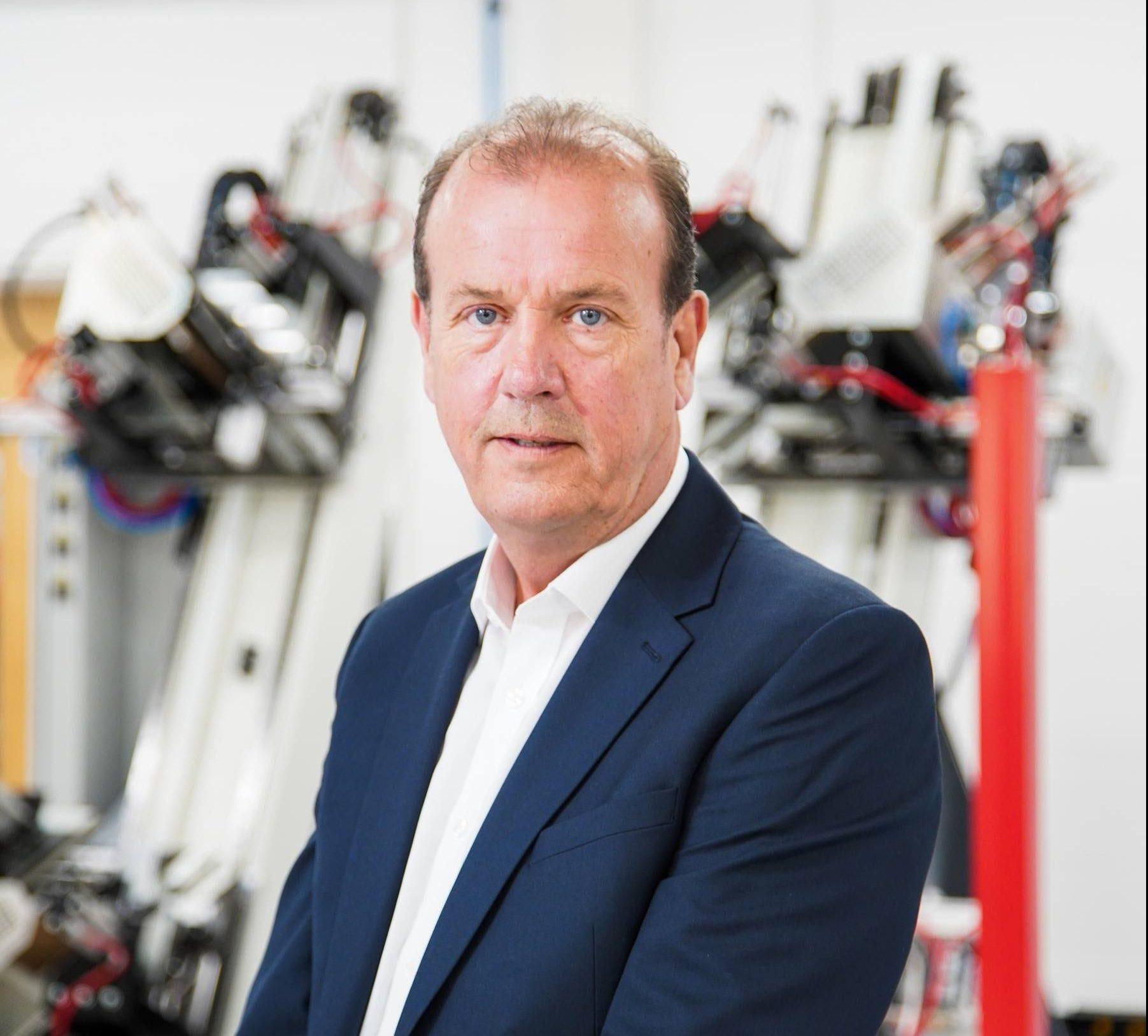 Jamie Munday - Avantek Machinery Sales Director