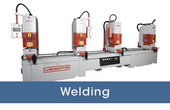 Wegoma 4-head welder