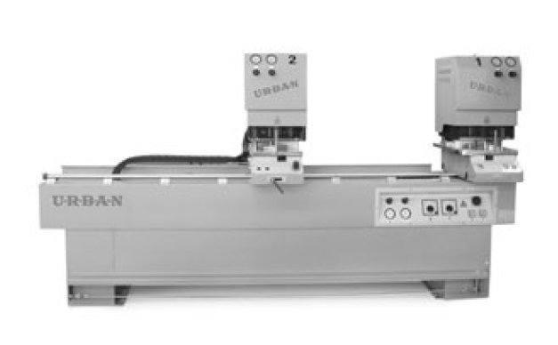 URBAN AKS-3900 Double-head uPVC welder
