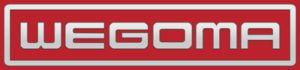 Wegoma Logo - Red and Grey